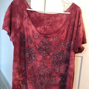 Lucky Brand short sleeve t shirt